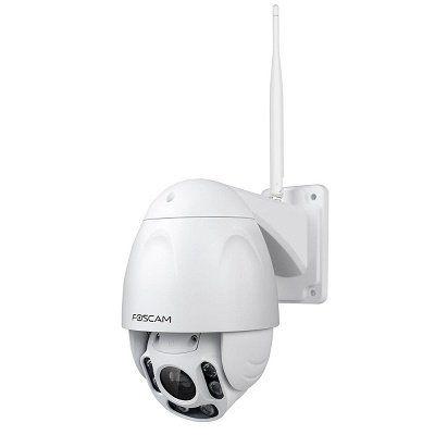 Foscam FI9928P steuerbare Netzwerkkamera für 219,90€ (statt 283€)