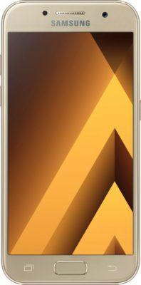 Samsung Galaxy A3 (2017)   4,74 Smartphone mit 16 GB für 199€ (statt 219€)