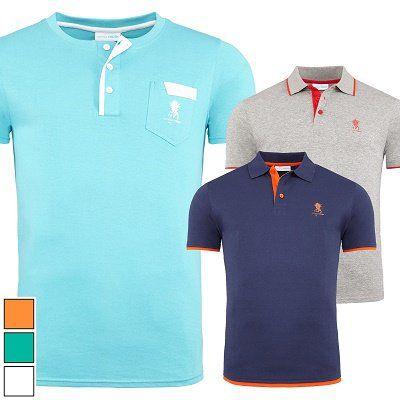 SummerFresh Poloshirts für 11,99€