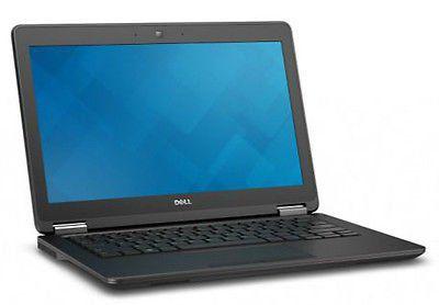 Dell Latitude 12 E7250   12,5 Laptop mit Dual Core Prozessor, 8 GB RAM und 256 GB SSD + Windows 7 + 8.1 für 699€ (statt 1.001€€)