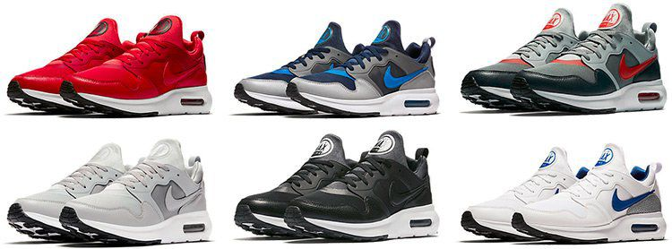Nike Air Max Prime Sneaker in 6 versch. Designs für je 68,22€ (statt 80€)