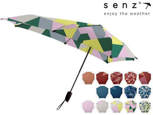 senz° Global Playground Sturm Regenschirm in verschiedenen Farben für 30,90€ (statt 50€)