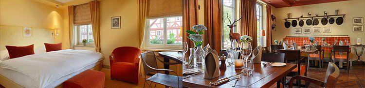 2 ÜN in Hessen inkl. Frühstück, Dinner, Spa & Gästekarte ab 159€ p.P.