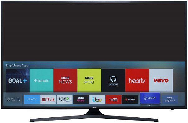 Samsung UE50KU6079UXZG   50 UHD Fernseher mit Triple Tuner für 549€ (statt 608€)