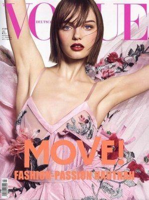 13 Ausgaben Vogue für 83,80€ + 85€ Amazon Gutschein