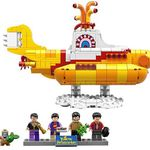 LEGO Ideas – Yellow Submarine (21306) für 52,19€ (statt 59€)