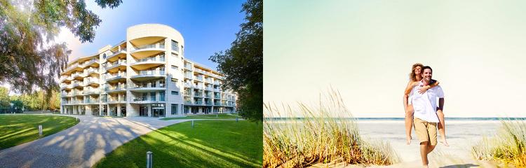 2   7 ÜN im 5* Hotel an der polnischen Ostseeküste inkl. Frühstück, Wellness ab 49€ p.P.
