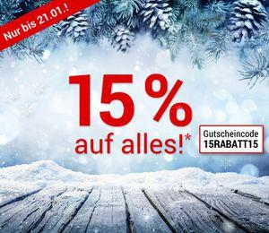 15% Gutschein bei Weltbild   z.B. tolino vision 4 HD für 135,15€