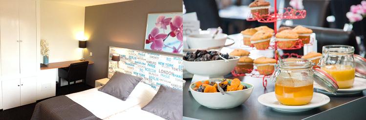 2 ÜN im 4* Strandhotel in Holland inkl. Frühstück + 2 Gänge Dinner ab 89€ p.P.