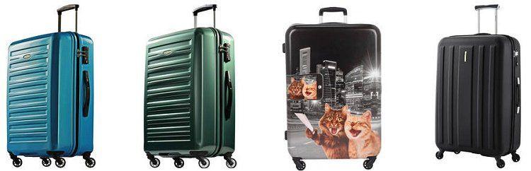 Galeria Kaufhof mit 25% Rabatt auf ausgewählte Taschen, Rucksäcke & Trolleys