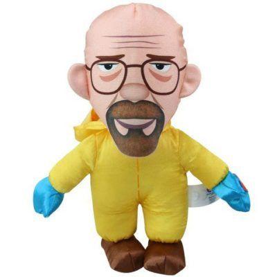 Heisenberg   sprechende Plüschfigur für 4,48€ (statt 15€)