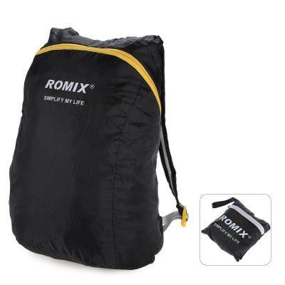 ROMIX RH30   sehr leichter & kompakter Rucksack für 3,93€