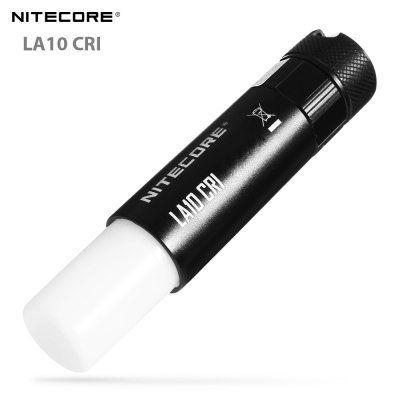Nitecore LA10 CRI LED Lampe im Lippenstift Format für 16,01€ (statt 30€)