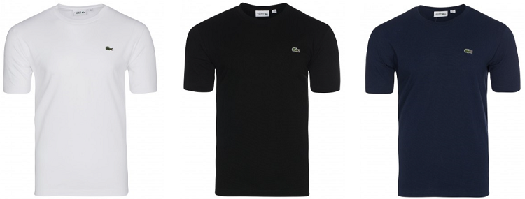 Lacoste Superlight Cotton Herren Shirt für 29,99€ (statt 43€)