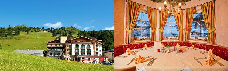 3, 4 o. 7 ÜN im 3* Hotel in den Alpen inkl.  All inclusive Verpflegung, Sauna Nutzung und Aktivprogramm ab 129€ p.P.