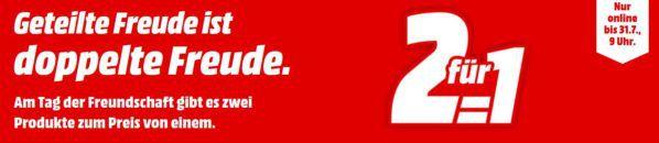 Media Markt: 2 für 1 Aktion   günstige Monitore, TVs, Waschmaschinen, Action Cams   z.B. 2 x ACER K272HLE 27 Zoll Full HD Monitor für 189€