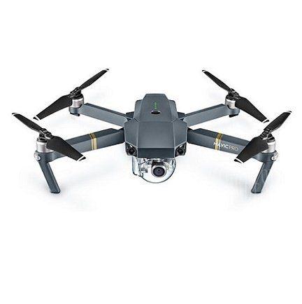 DJI Mavic Pro 4K Drohne   Fly More Combo inkl. 3 Akkus für 917,47€ (statt 1250€)