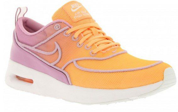 Nike Air Max Thea Ultra SI Damen Sneaker in Orange für 49,99€ (statt 60€)