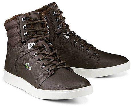 Lacoste Sneaker ORELLE PUT in braun für 60€ (statt 90€)