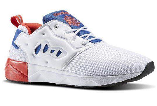 Reebok FuryLite II Sneaker in weiß für 44,93€ (statt 87€)