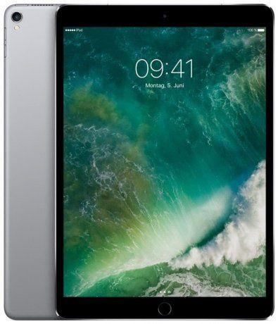 Schnell? iPad Pro 10,5 Zoll (2017, WiFi + 4G) mit 64GB für 731€ (statt 819€)