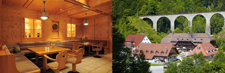 2   3 ÜN im 3* Hotel im Schwarzwald inkl. Halbpension & Hochschwarzwald Card ab 109€ p.P.