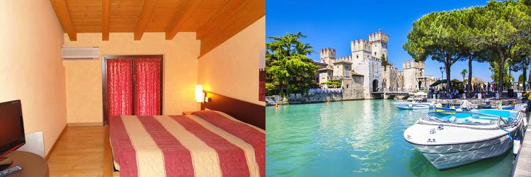 2, 3, 4 o. 7 ÜN im 4* Hotel am Gardasee inkl. Frühstück + Wellness + Wein  und Olivenverkostung ab 79€ p. P.
