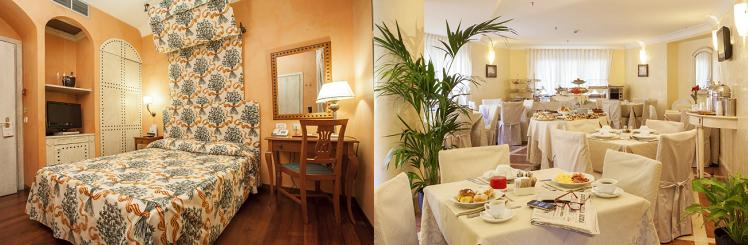 4, 5 oder 7 ÜN im 4* Hotel in Palermo inkl. Zimmerupgrade, Frühstück, Wein und Flüge ab 399€ p.P.