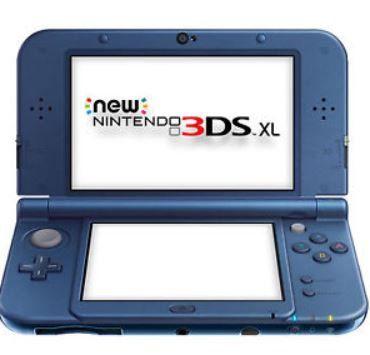 New Nintendo 3DS XL in Blau für 143,65€ (statt 169€)