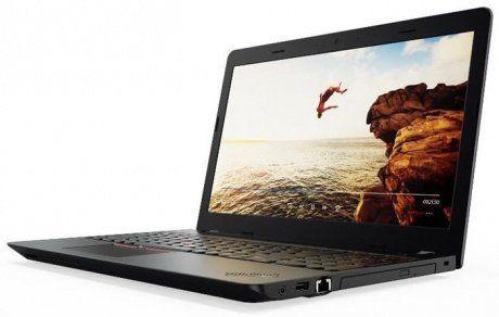 Lenovo ThinkPad E570 (20H50074GE W10)   15,6 Laptop mit 2 x 2,5 GHz und 1 TB für 600,10€ (statt 668€)