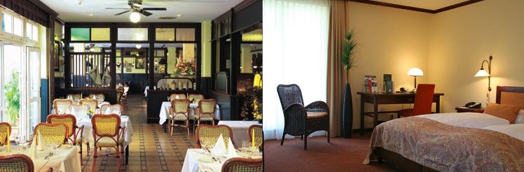 2 ÜN im 4* Hotel in Deidesheim inkl. Frühstück, Dinner, Weinwanderung und Spa für 99€ p.P.
