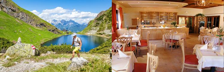 3 oder 4 ÜN im 3* Hotel in Tirol inkl. Halbpension, Wanderungen, E Bike Verleih, uvm. ab 119€ p.P.