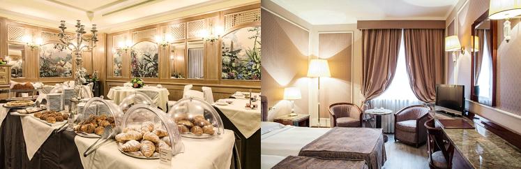 2   3 ÜN im 4* Hotel in Mailand inkl. Flüge und Frühstück ab 139€ p.P.