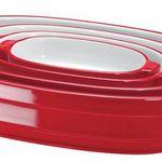 KitchenAid (KBLR04NSER) Stapelbare Keramik-Auflaufformen für 58,90€ (statt 69€)