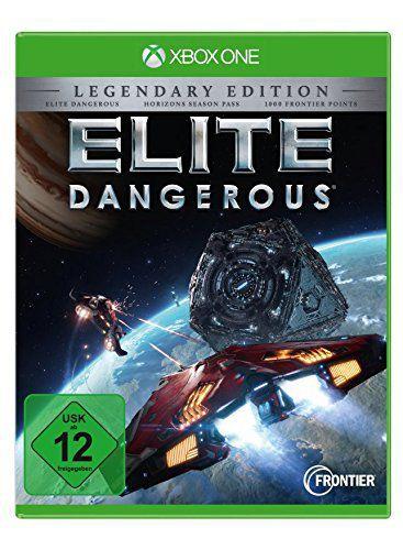 Elite Dangerous   Legendary Edition (PS4, Xbox One) für 29,99€ (statt 40€)