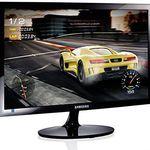 Samsung S24D330H – 24″ FHD, LED, 1ms Reaktionszeit, HDMI, VGA für 101,99€ (statt 121€)