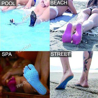 Klebesohlen für Strandspaziergänge für 1,28€