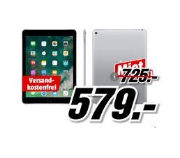 Media Markt: Apple iPad Sale   z.B. Apple iPad Pro WiFi 128 GB für 579€