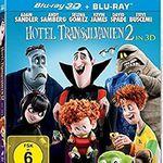 Vorbei! Hotel Transsilvanien 2 (3D- + 2D-Blu-Ray) für 7,34€ (statt 13€)