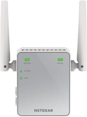 Netgear N300 (EX2700 100PES) WLAN Repeater für 16,99€ (statt 22€)
