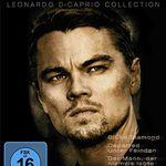 Leonardo Di Caprio Collection (Blu-Ray) für nur 8,93€ (statt 12€)