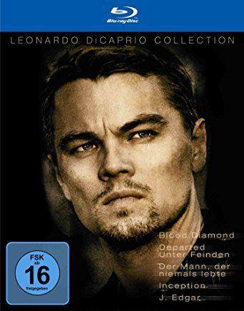Leonardo Di Caprio Collection (Blu Ray) für nur 8,93€ (statt 12€)