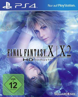 Final Fantasy X/X 2 HD Remaster (PS4) für 11,99€ (statt 18€)