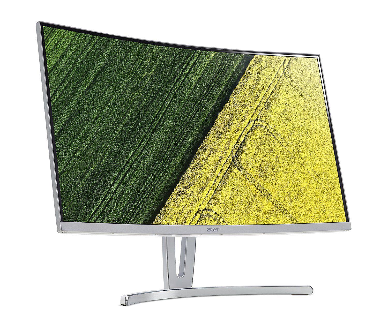 Acer ED273widx   27 LED Monitor mit 4 ms Reaktionszeit, Curved für 168€ (statt 199€)