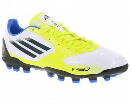 adidas Performance F10 TRX AG Fußballschuhe bir Gr. 45 für 19,99€