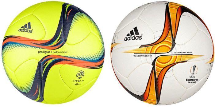 adidas offizielle Fußball Spielbälle OMB Match Ball   FIFA Getestet für je 49,99€