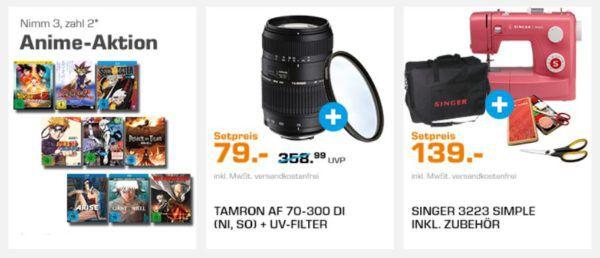 Saturn Super Sunday Deals: u.a. Samsung Gear Fit 2 Tracker für 99€
