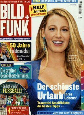 Bild + Funk Schnupperabo mit 13 Ausgaben komplett GRATIS!