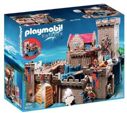 20% Rabatt auf Playmobil bei ToysRUs   z.B. Königsburg der Löwenritter für 95,99€ (statt 113€)