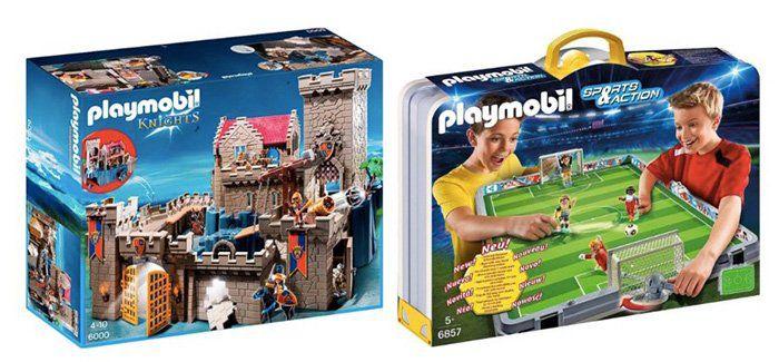 20% Rabatt auf Playmobil bei ToysRUs   z.B. Königsburg der Löwenritter für 103,91€ (statt 117€)